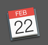 Kalendarium våren 2018